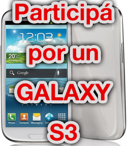 promo samsung galaxy s3