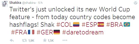 hashflags banderas twitter